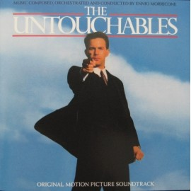 2nd HAND / OCCAS : MORRICONE Ennio : CD The Untouchables