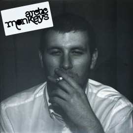 ARCTIC MONKEYS : LP Whatever People Say I Am, That's What I'm Not