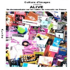 CULTURE D'IMAGES : DVD Alive