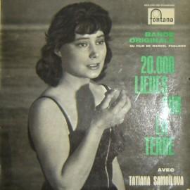 BOGOSLOVSKI Nikita : 10'LP 20000 Lieux Sur La Terre