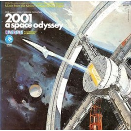 OST : LP 2001 A Space Odyssey