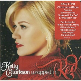 CLARKSON Kelly : CD Wrapped In Red