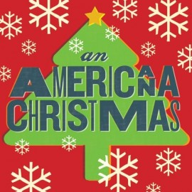 VARIOUS : LP An Americana Christmas