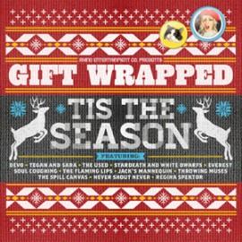 VARIOUS : LP Gift Wrapped : Tis the Season