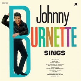 JOHNNY BURNETTE : LP Sings