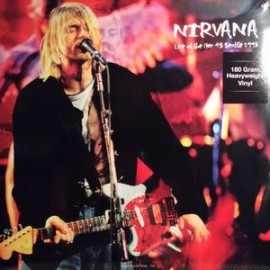 NIRVANA : LP Live At The Pier 48 Seattle 1993