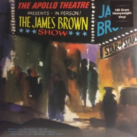 JAMES BROWN : LP Live At The Apollo