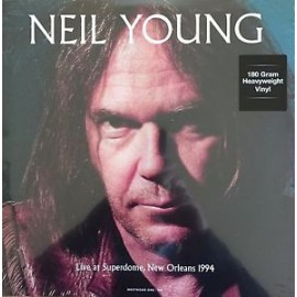 NEIL YOUNG : LP Live At Superdome, New Orleans 1994