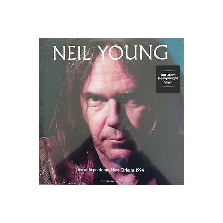 NEIL YOUNG : LPx2 Live At Superdome, New Orleans 1994
