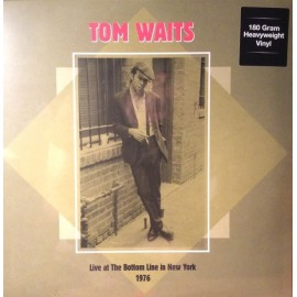 WAITS Tom : LPx2 Live At The Bottom Line In New York 1976