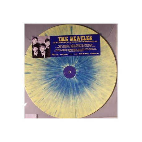 BEATLES (the) : LP The Way They Were : Live At The Star Club Hamburg Germany 1962