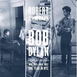 BOB DYLAN : LP Robert Zimmerman Plays Bob Dylan