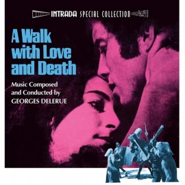 DELERUE Georges : CD A Walk With Love And Death