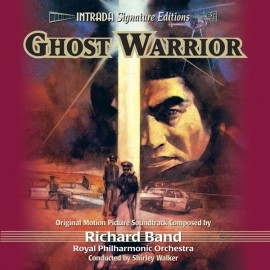 BAND Richard : CD Ghost Warrior