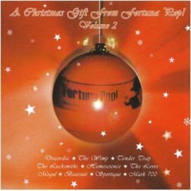 VARIOUS : A Christmas Gift From Fortuna Pop! Vol02