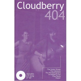 CLOUDBERRY 404 : The Sky-Blue Smiles Above The Roof