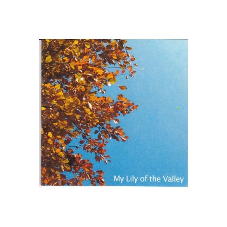 """MY LILY OF THE VALLEY : 3""""CD Summer First Kiss"""