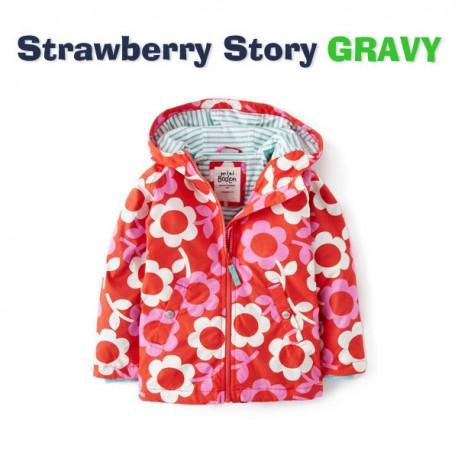 STRAWBERRY STORY : CDx2 Gravy