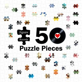 VARIOUS : CDx2 Puzzle Pieces