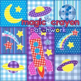 MAGIC CRAYON : CD Patchwork