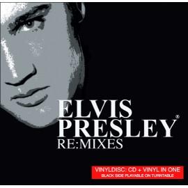 PRESLEY Elvis : CD Re:Mixes