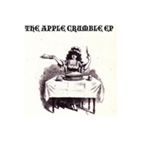 CLOUDBERRY 501 : The Apple Crumble EP