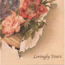 LOVINGLY YOURS : Signed Lovingly Yours