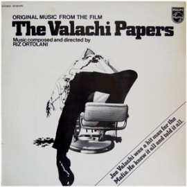 ORTOLANI Riz : LP The Valachi Papers